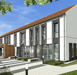 Budowa Biblioteki w Chęcinach