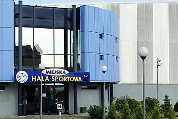 Hala Sportowa - Starachowice