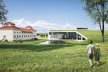 Laboratorium w Podzamczu koło Chęcin