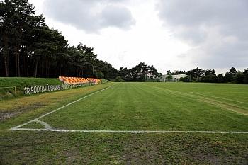 Boisko piłkarskie przy ul. Kusocińskiego Kielce, MOSiR